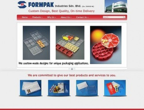 Formpak Industries
